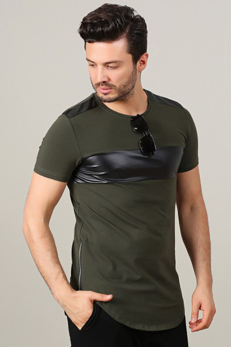 جدیدترین مدل های تیشرت مردانه در تابستان 1400